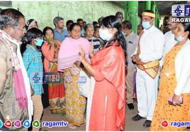 கோத்தகிரி பேருந்து நிலையத்தில் கொரோனா வைரஸ் தடுக்கும் முன்னெச்சரிக்கை நடவடிக்கைகள்